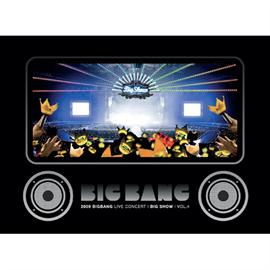 BIGBANG - 2009 BIGBANG LIVE CONCERT 'BIG SHOW' ‐Special Price‐