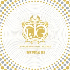 イ・ジュンギ - 「JG TIME WITH YOU...IN JAPAN」DVD SPECIAL BOX