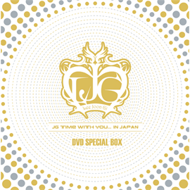 イ・ジュンギ - 「JG TIME WITH YOU...IN JAPAN」DVD SPECIAL BOX