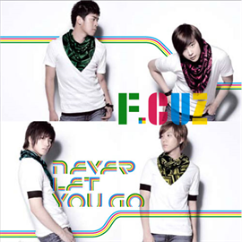 F.CUZ - NEVER LET YOU GO