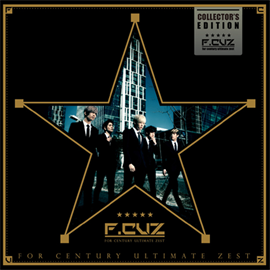 F.CUZ - For century ultimate zest Collector's Edition