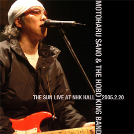 佐野元春 - THE SUN LIVE AT NHK HALL