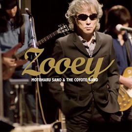 佐野元春 - ZOOEY (初回限定盤)