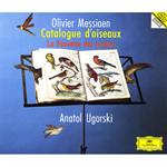 アナートル・ウゴルスキ - メシアン:鳥のカタログ・ニワムシクイ
