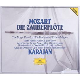 ヘルベルト・フォン・カラヤン - モ-ツァルト:歌劇《魔笛》