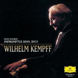 ヴィルヘルム・ケンプ - シューベルト:即興曲 D899,D935