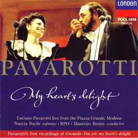 ルチアーノ・パヴァロッティ - 君は我が心のすべて~パヴァロッティ/ライ