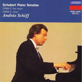 アンドラーシュ・シフ - シューベルト:ピアノ・ソナタ全集第4巻