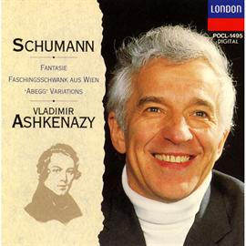 ヴラディーミル・アシュケナージ - シューマン/アベッグ変奏曲Op.1