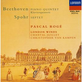 パスカル・ロジェ - ベ-ト-ヴェン:ピアノと管楽のための五重
