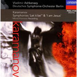 ヴラディーミル・アシュケナージ - アレマンダ-:カラマノフ:交響曲 第22