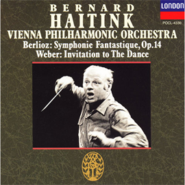 ベルナルト・ハイティンク - ベルリオ-ズ:幻想交響曲/ウェ-バ-:舞