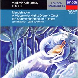 ヴラディーミル・アシュケナージ - メンデルスゾ-ン:真夏の夜の夢 他