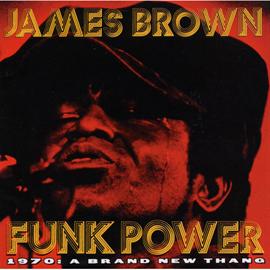 ジェームス・ブラウン - ファンク・パワ-