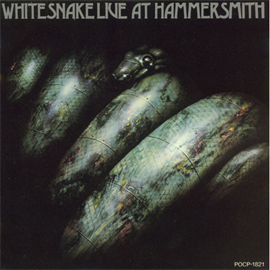 ホワイトスネイク - ホワイトスネイク・ライブ・アット・ハマースミス