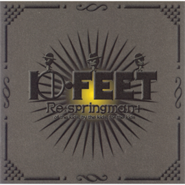 10-FEET - Re:springman+~Indies Complete Disc~