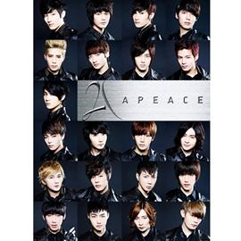 Apeace - 1st ALBUM 「Apeace」
