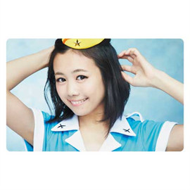 PASSPO☆ - 向日葵 森詩織 U‐CONNECTカード