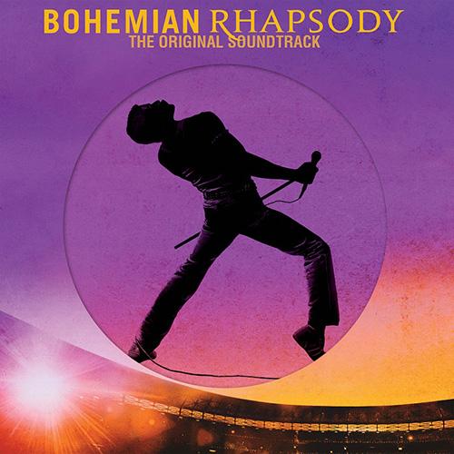 ボヘミアン・ラプソディー (オリジナル・サウンドトラック限定盤ピクチャー・ディスク1)[アナログ] , クイーン , UNIVERSAL MUSIC  JAPAN