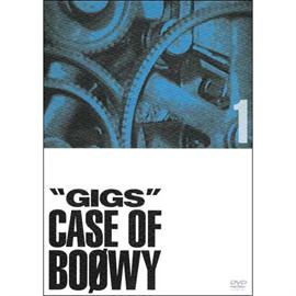 BOφWY - GIGS CASE OF BOφWY 1