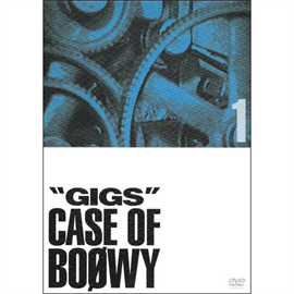 BOφWY - GIGS CASE OF BOφWY 1