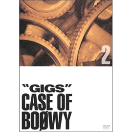BOφWY - GIGS CASE OF BOφWY 2