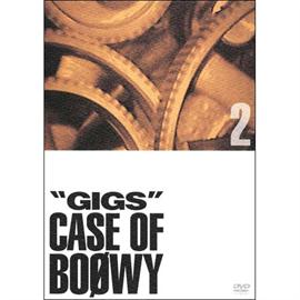 BOφWY - GIGS CASE OF BOφWY 2