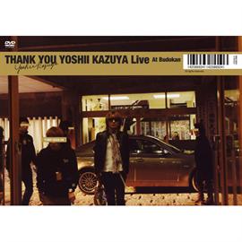 吉井和哉 - THANK YOU YOSHII KAZUYA Live At Budokan