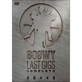 BOφWY - LAST GIGS COMPLETE