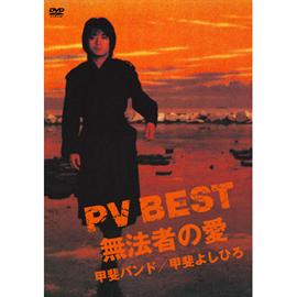 甲斐バンド - PV BEST~無法者の愛~
