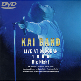 甲斐バンド - Big Night -KAI BAND LIVE AT BUDOKAN 1996-