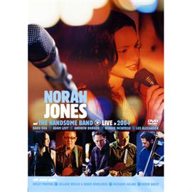 ノラ・ジョーンズ - ノラ・ジョーンズ&ハンサム・バンド・ライヴ