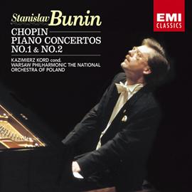 スタニスラフ・ブーニン - ショパン:ピアノ協奏曲第1番&第2番