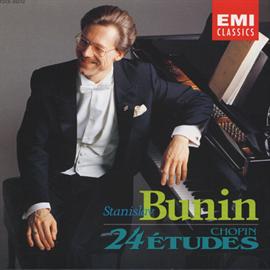 スタニスラフ・ブーニン - ショパン:別れの曲(練習曲集)