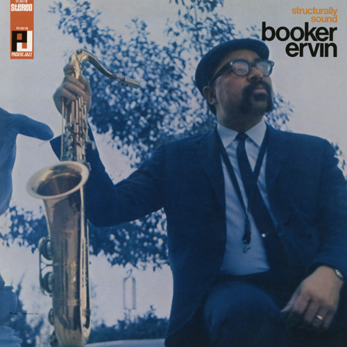 ストラクチュアリー・サウンド[CD] - ブッカー・アーヴィン ...