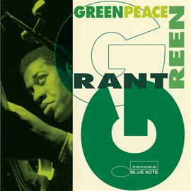 グラント・グリーン - グリーン・ピース -クラッシク・オブ・グラント・グリーン-