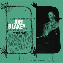アート・ブレイキー - バードランドの夜 Vol.2