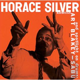 ホレス・シルバー - ホレス・シルヴァー・トリオ・アンド・アート・ブレイキー、サブー / HORACE SILVER TRIO AND ART BLAKEY-SABU
