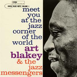 アート・ブレイキー - ジャズ・コーナーで会いましょうVol.1