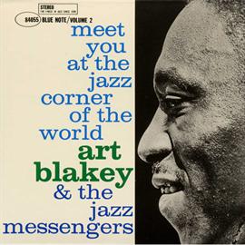 アート・ブレイキー - ジャズ・コーナーで会いましょうVol.2