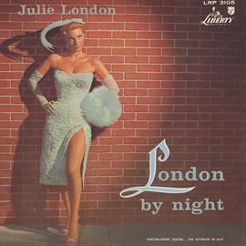 ジュリー・ロンドン - ロンドン・バイ・ナイト