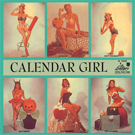 ジュリー・ロンドン - カレンダー・ガール