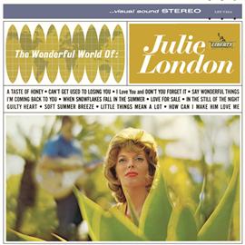 ジュリー・ロンドン - ザ・ワンダフル・ワールド・オブ