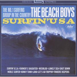 ビーチ・ボーイズ - サーフィン・U.S.A.