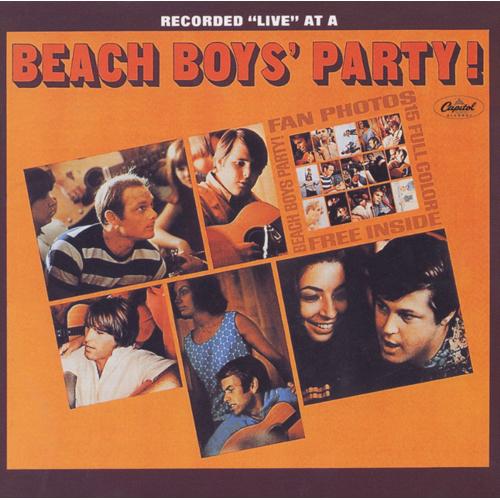 ビーチ・ボーイズ・パーティ[CD]...