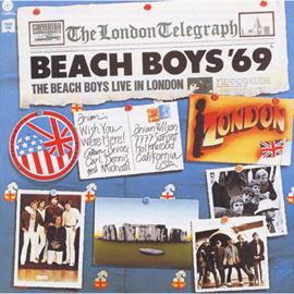 ビーチ・ボーイズ - ビーチ・ボーイズ'69(ライヴ・イン・ロンドン)