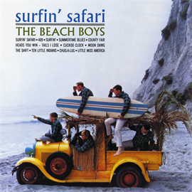ビーチ・ボーイズ - サーフィン・サファリ(期間限定盤)