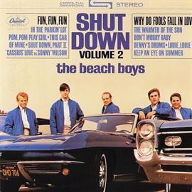ビーチ・ボーイズ - シャット・ダウン Vol.2(期間限定盤)