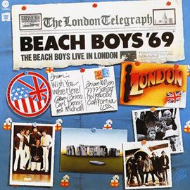 ビーチ・ボーイズ - ビーチ・ボーイズ'69(期間限定盤)