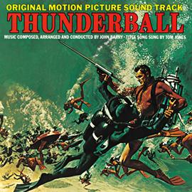 オリジナル・サウンドトラック - 007/サンダーボール作戦[永遠のサントラ BEST&MORE 999]
